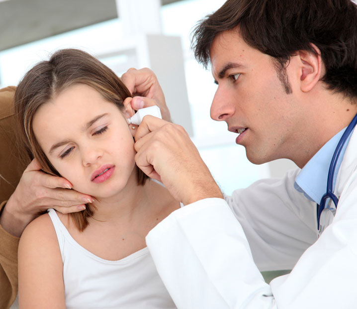 Ear Infection Chiropractors Marin